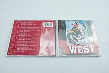 Songs of the West Vol 4 CD V/A WESTERNS Movie & Television Themes volume four