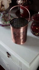 Yankee Candle Large Jar Candle Holder, Moroccan Copper design