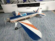 Hegi Stranger Webra 61 Motor RC Modellflugzeug Verbrenner Retro Flieger Flugzeug