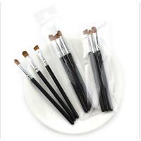 3PCS Makeup Brushes Set Pen Pro Fashion Cosmetic Eyebrow Blending Brushes Travel