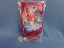 2013 MCDONALD'S HAPPY MEAL TOY #3 BARBIE IN THE PINK SHOES Giselle ballerina