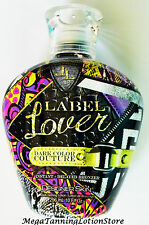 LABEL LOVER INSTANT+DELAYED BRONZER INDOOR TANNING BED LOTION DESIGNER SKIN