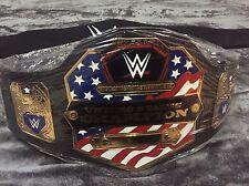 WWE UNITED STATES CHAMPIONSHIP WRESTLING BELT ADULT SIZE WWF WCW US TITLE NEW