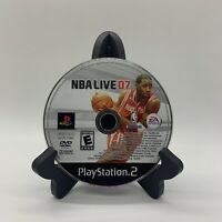 NBA Live 07 PS2 Disc Only Tested Sony Playstation 2 Ps2 Game Good Nba 2007 EA