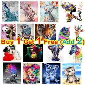 DIY 5D Diamond Painting Embroidery Cross Craft Stitch Pictures Arts Kit Decor UK