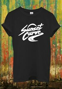 Sunset Curve Julie And The Phantoms Band Men Women Top Unisex T Shirt 2689