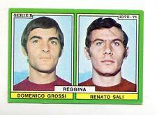 FIGURINA    CALCIATORI    EDIS    1970-71     REGGINA   GROSSI    SALI