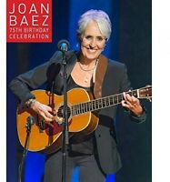 Joan Baez 75th Birthday Celebration (2016, DVD New)