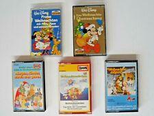 Hörspiel MC - Walt Disney Weihnachten Weihnachtsüberraschung Weihnachtsmärchen