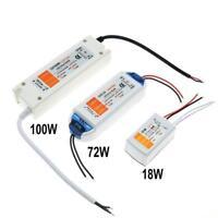 12V DC Transformator LED Driver Netzteil Trafo-18W/72W/100W LED Strip LED C1O5