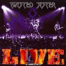 Live at Hammersmith 0826992506524 by Twisted Sister CD