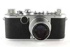 Leica IC I C 1C matr. 521417 con Summar 5cm 1:2 con Borsa del 1949 Rarissima