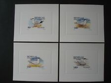 SENEGAL 26 LUXE PROOFS (7 SETS) / KENNEDY UPU BIRDS CHRISTMAS ENVIRONMENT