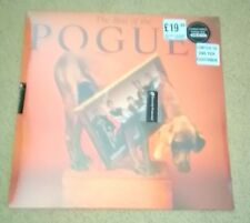 The Pogues HMV Exclusive Coloured Vinyl Limited 1/500 NEW