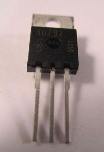 10 Stück - BUZ92 - 3,3A 600V 80W MOSFET SIEMENS - SIPMOS N-Channel  TO220 10x