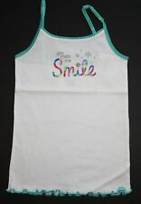 New Gymboree You Make Me Smile Cami Underwear size XS 3-4 Year NWT Color Happy