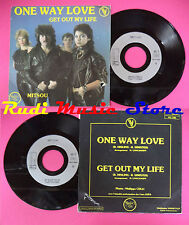 LP 45 7''MITSOU One way love Get out my life france MARTIN'S 135001 no cd mc dvd