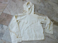 USN GUNNER Deck SMOCK schneehemd Original Snow Camo Battle of the Bulge 1943 WK