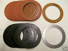 BOSS HOSS UPGRADED PERFORMANCE CLUTCH PLATES BRAND NEW