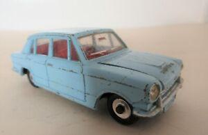 Dinky Toys Triumph 1300 Four Door Family Saloon Car  - 1960's Dinky Toys Cars
