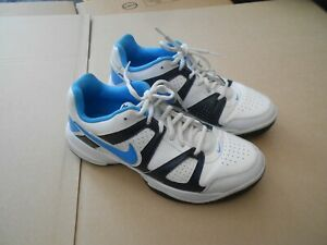 NIKE CITY COURT  TRAINERS - UK SIZE 8  - USED , IN GOOD CONDITION
