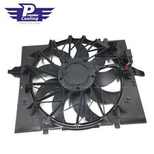 Brand  New Brushless Motor Radiator Cooling Fan 600 W fit BMW 2004-2009 525i
