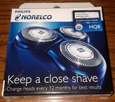 Norelco HQ8 Replacement Heads Blades AT810 AT811 AT814 AT830 AT875 AT880
