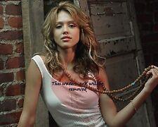 Jessica Alba Actress,Film Star 8X10 GLOSSY PHOTO PICTURE IMAGE ja32 Celebrity
