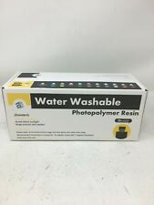 Eelegoo  Water Washable Photopolymer Resin, Ceramic Grey, 500G