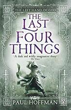 The Last Four Things by Paul Hoffman | Paperback Book | 9780141042398 | NEW
