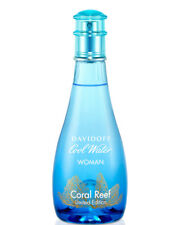 Davidoff Cool Water Coral Reef EDT For Women 3.4oz / 100ml New Unboxed
