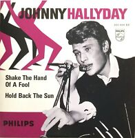 Best Prix ! JOHNNY HALLYDAY (anglais) : SHAKE THE HAND OF A FOOL - [ CD SINGLE ]