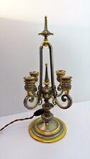 Barbedienne lampe bronze à l'antique Néo Renaissance lamp