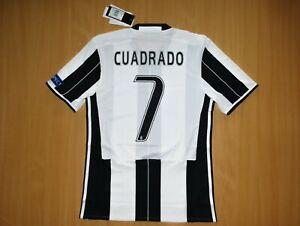 sale *NEW TAGS* Cuadrado ADIZERO Juventus MEDIUM 2016 shirt jersey camisa soccer