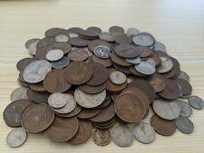 Bulk lot of Irish coins 1928 - 1968 over 1.5 kgs!!!!