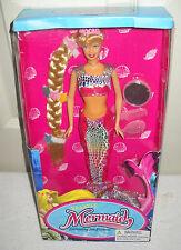 #5166 NRFB Sparkle Mermaid Enchanted Sea Princess Fashion Doll