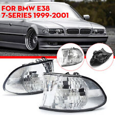 Euro White Crystal Clear Corner Signal Light for BMW E38 7-Series 99-01 2000