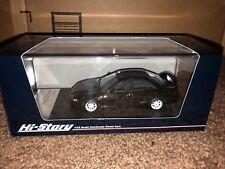 Hi-Story 1/43 Honda Acura Integra Type-r Db4 4dr Black Resin