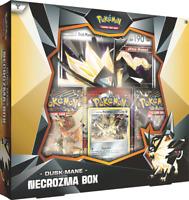 Pokemon TCG: Dusk Mane Necrozma COLLECTION BOX