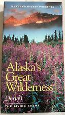 VHS TAPE ALASKA'S GREAT WILDERNESS NEW UNOPENED STILL SEALED.