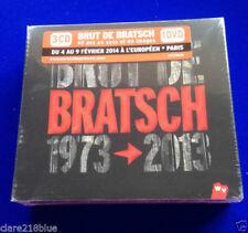 CD de musique emballés en france, belgique avec compilation