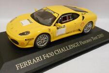 Voitures, camions et fourgons miniatures jaunes pour Ferrari 1:43