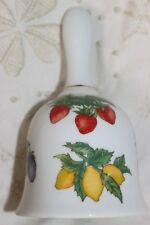 PETITE CLOCHE DE TABLE BELL strawberry Chilly