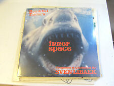 Sven Libaek Inner Space LP Life Aqautic ron & val taylor's votary '73 '12 sealed