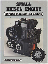 SMALL DIESEL ENGINE SERVICE MANUEL 3RD EDITION