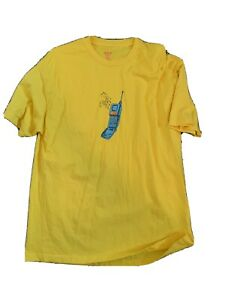 Tyler The Creator 9-1-1 Shirt - Flower Boy XL