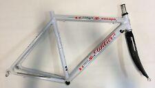 Cadre vélo vintage Wilier Triestina aluminium carbone road bicicleta frame alu