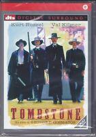 Dvd TOMBSTONE con Kurt Russel Val Kilmer nuovo 1994
