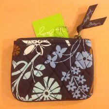 NWT Vera Bradley Coin Purse in Java Floral wallet 15680 666 EZ