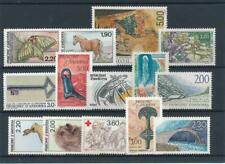 [315979] Andorra good lot of stamps very fine MNH